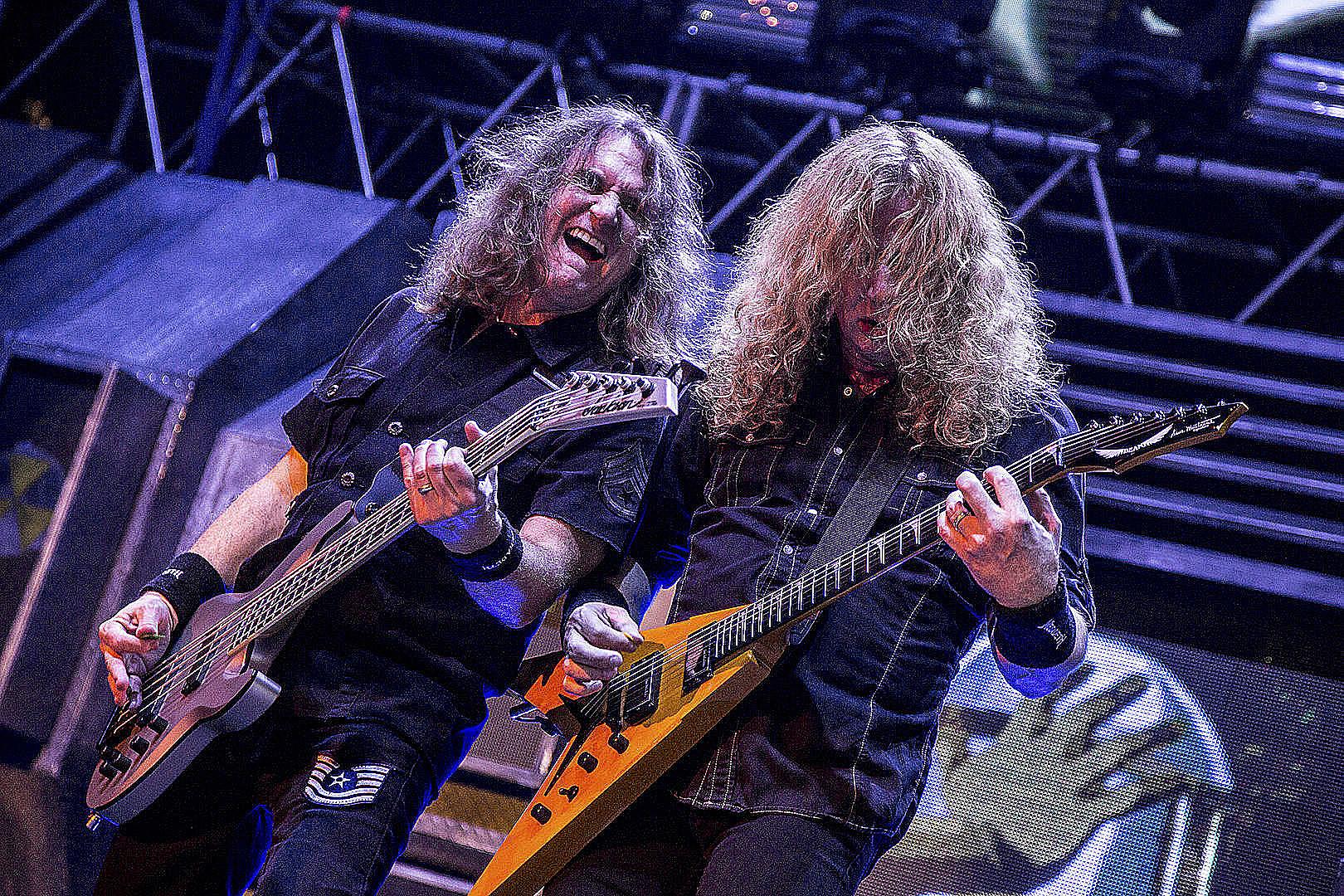 Megadeth's David Ellefson - New Record Amazing Prog-Metal Album