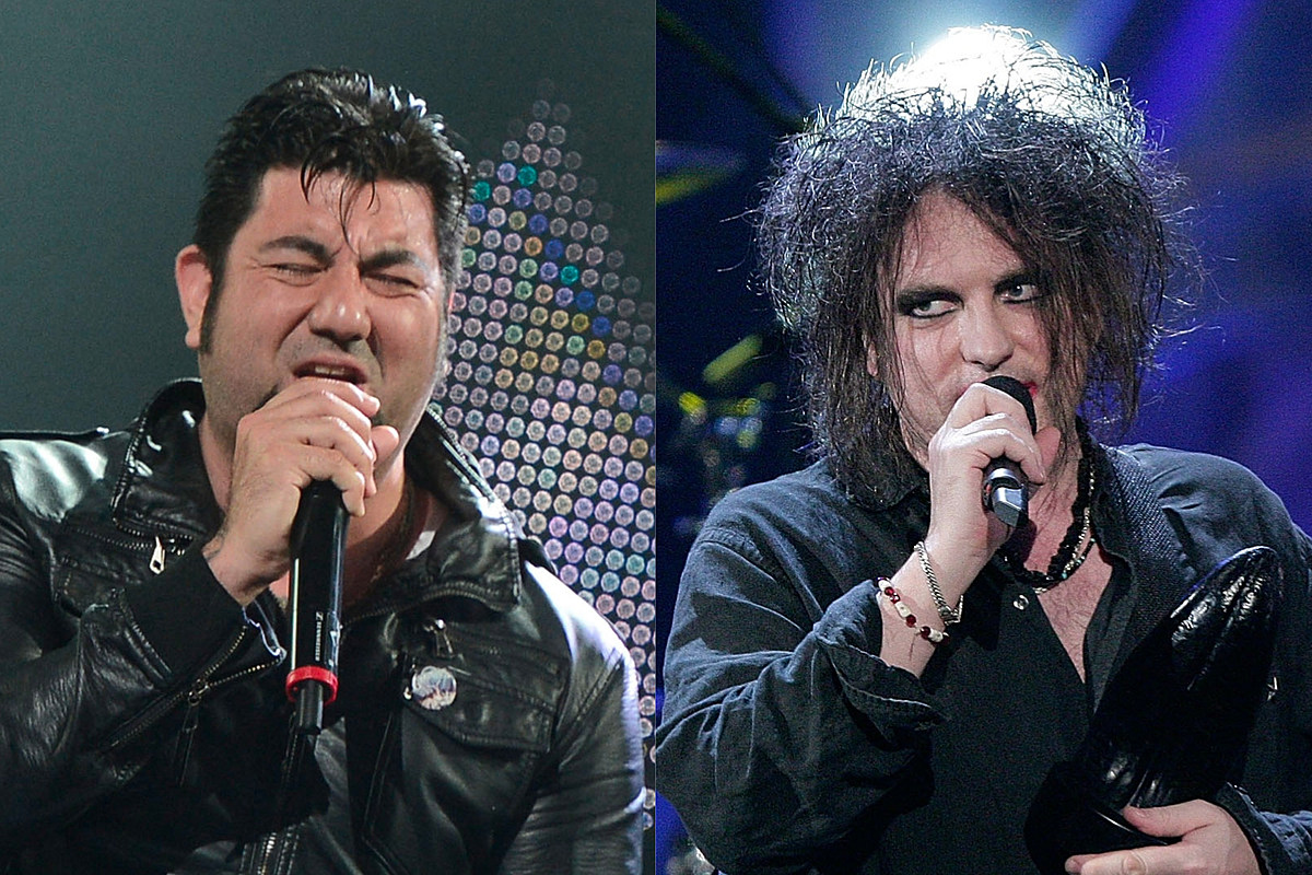 Послушайте ремикс Deftones 'Hazy' Teenager 'Роберта Смита из The Cure