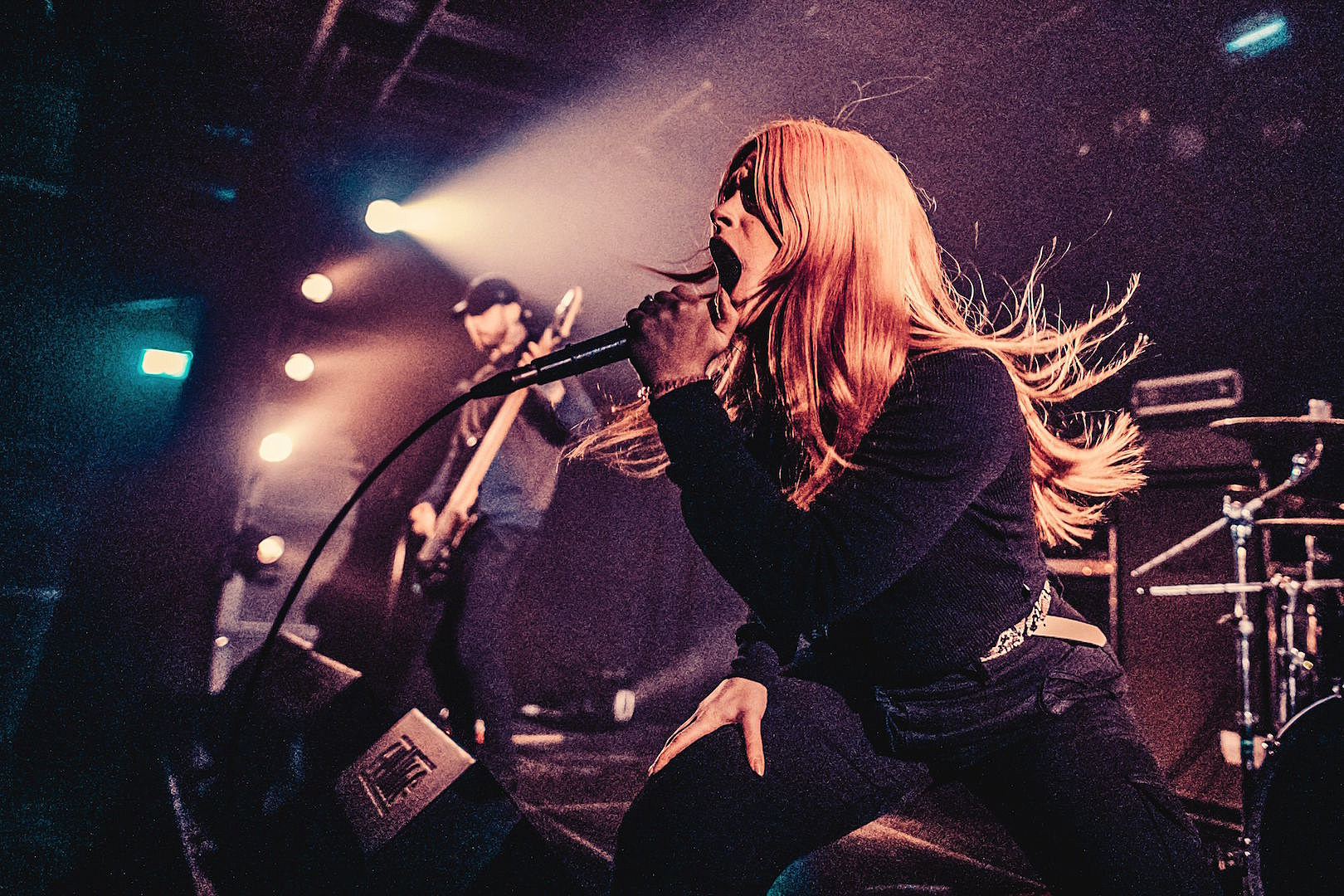 How Spiritbox's Courtney LaPlante (Ex-IWABO) Learned to Scream