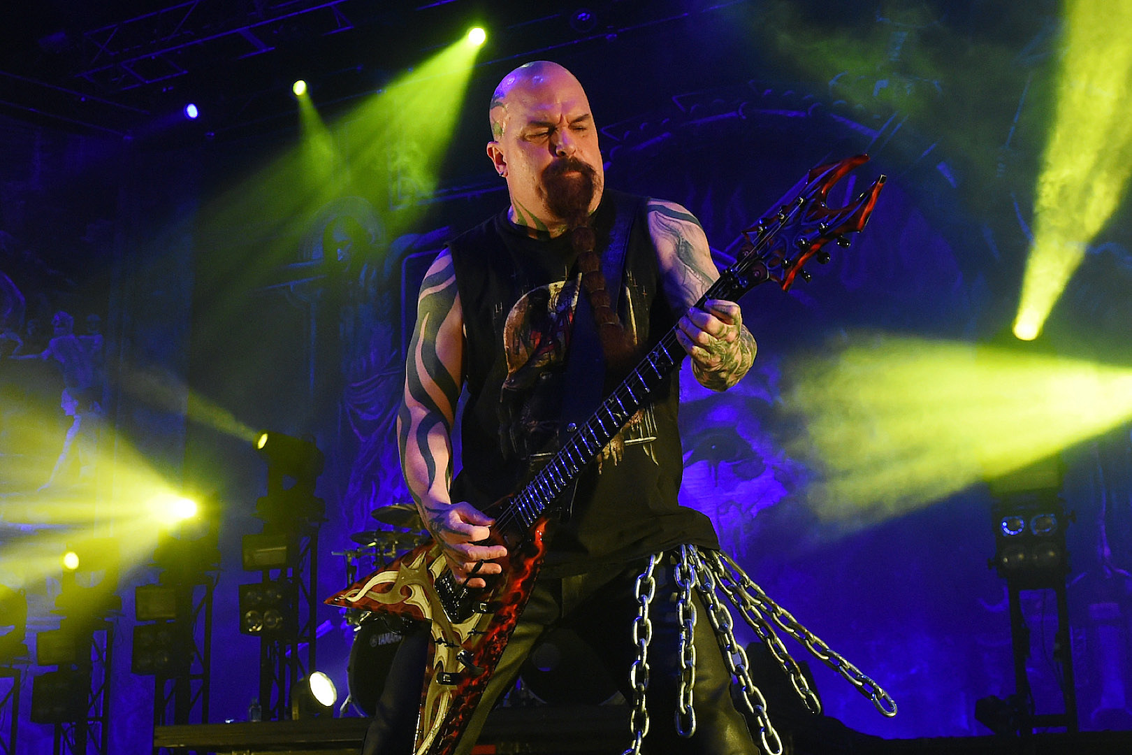 Kerry King Toasts Slayer Fans on Anniversary of Band's Final Show