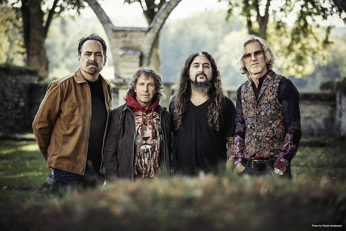 Prog Supergroup Transatlantic (Portnoy, Morse) Дебютная эпическая песня