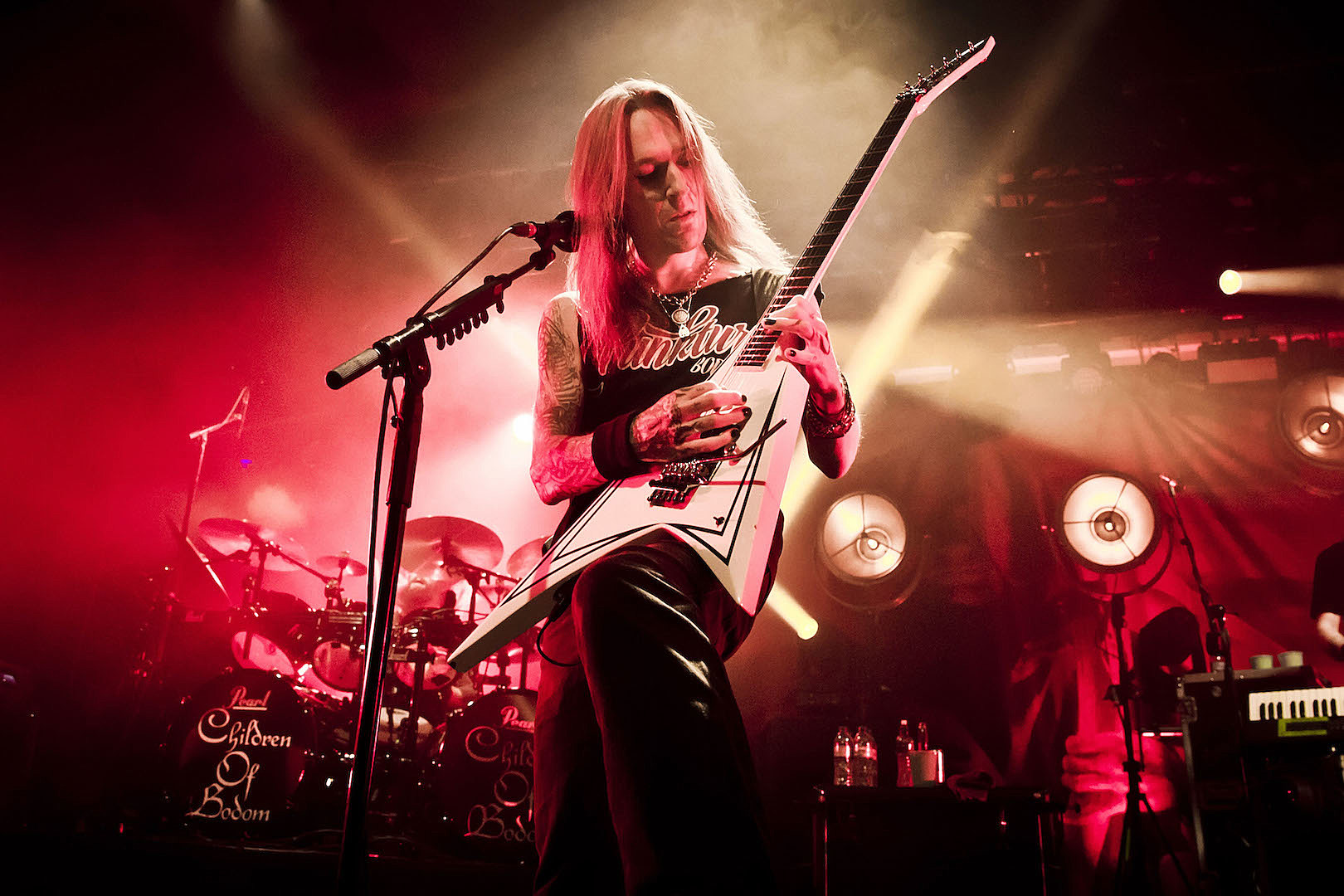 Alexi Laiho Was a Once-in-a-Generation Guitar Hero and Showman
