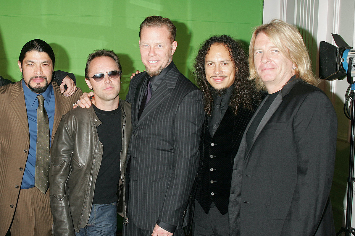 Metallica Producer Bob Rock Sells Rights to 'The Black Album'