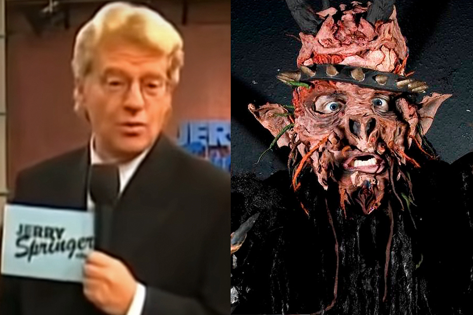 10 Bizarre Rock + Metal 'Jerry Springer' Moments