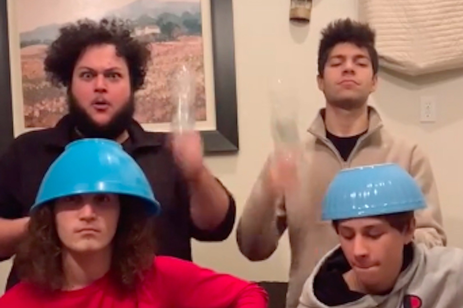 Band Covers Ozzy Osbourne, AC/DC With Bowls + Water Bottles