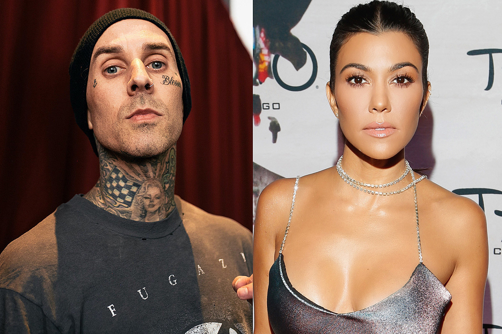 Blink-182's Travis Barker Is Reportedly Dating a Kardashian