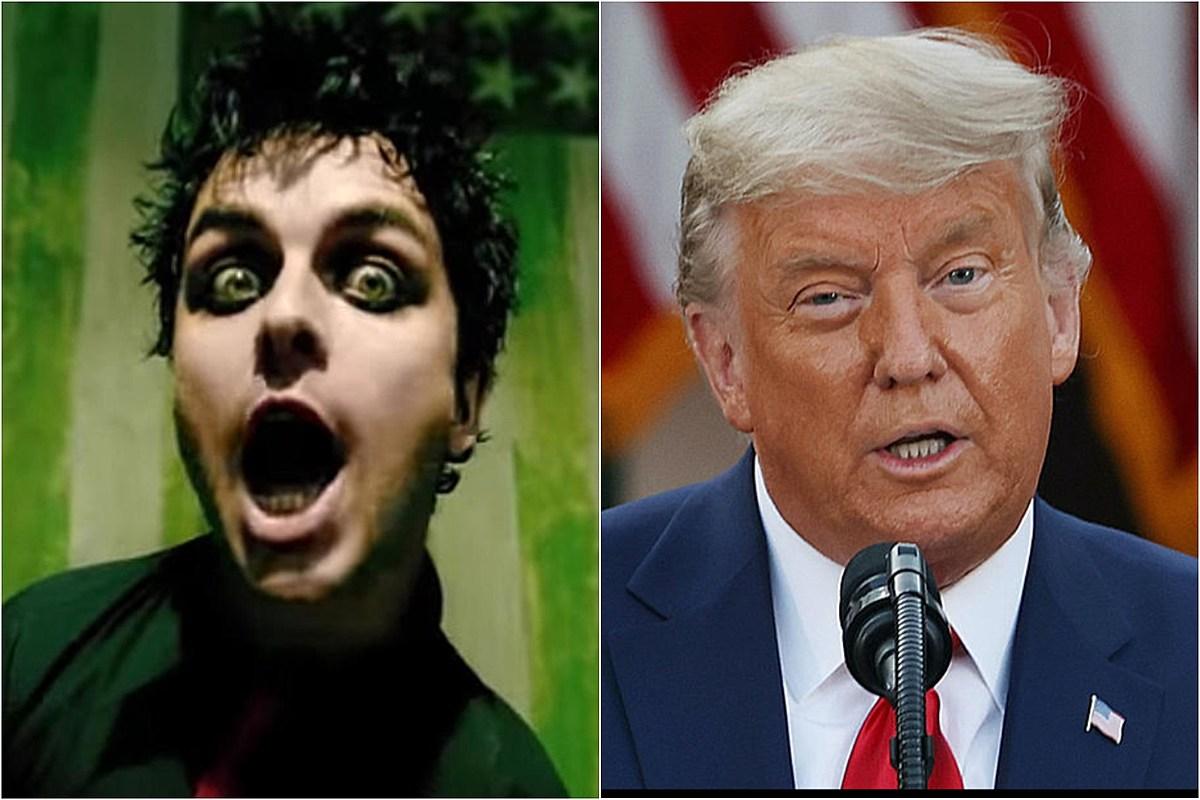 Сторонники Трампа используют в TikTok «американского идиота», откликнулись фанаты Green Day