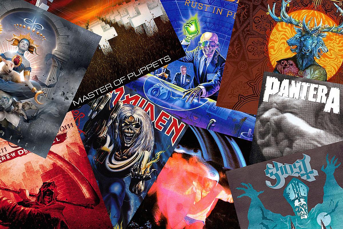 Лучший металлический альбом каждого года с 1970 года