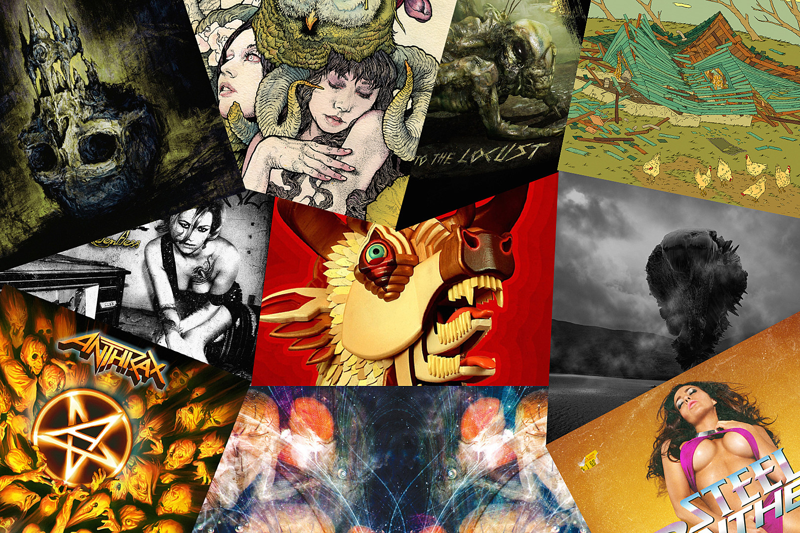 The 25 Best Metal Albums of 2011