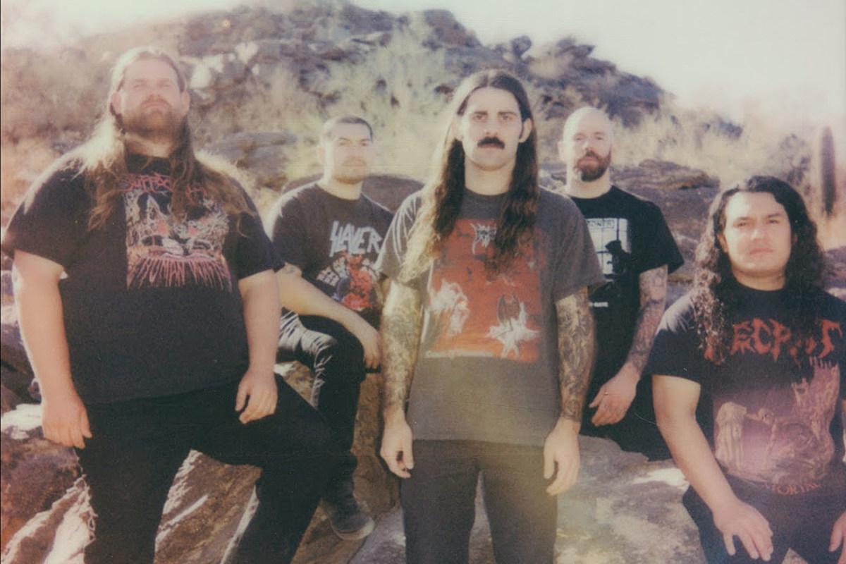 Gatecreeper Surprise Release Half-Grind, Half-Doom Quarantine Album
