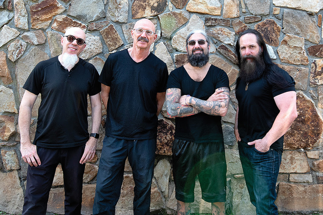Liquid Tension Experiment Debut Epic First Song in 22 Years