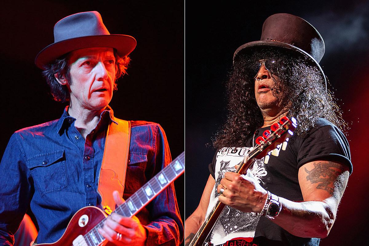 Бывший гитарист Black Crowes заявил, что дважды отказывался от участия в Guns N 'Roses