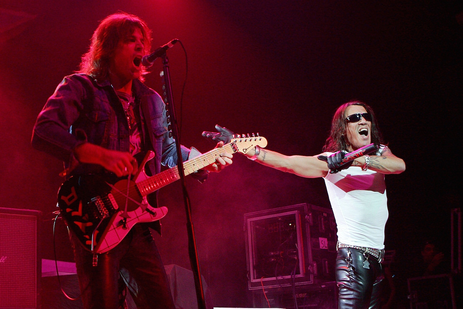 Ratt's Stephen Pearcy Wants to Reunite Classic Lineup for Album