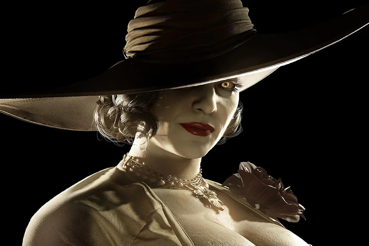 Поклонники «Обитель зла» жаждут сладострастного вампира-суперзлодея