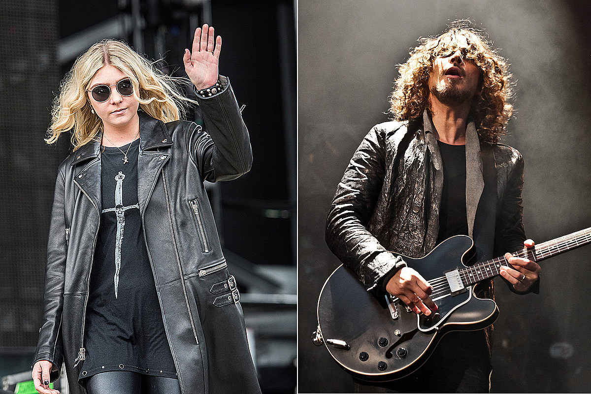Taylor Momsen Describes Final Encounter With Chris Cornell