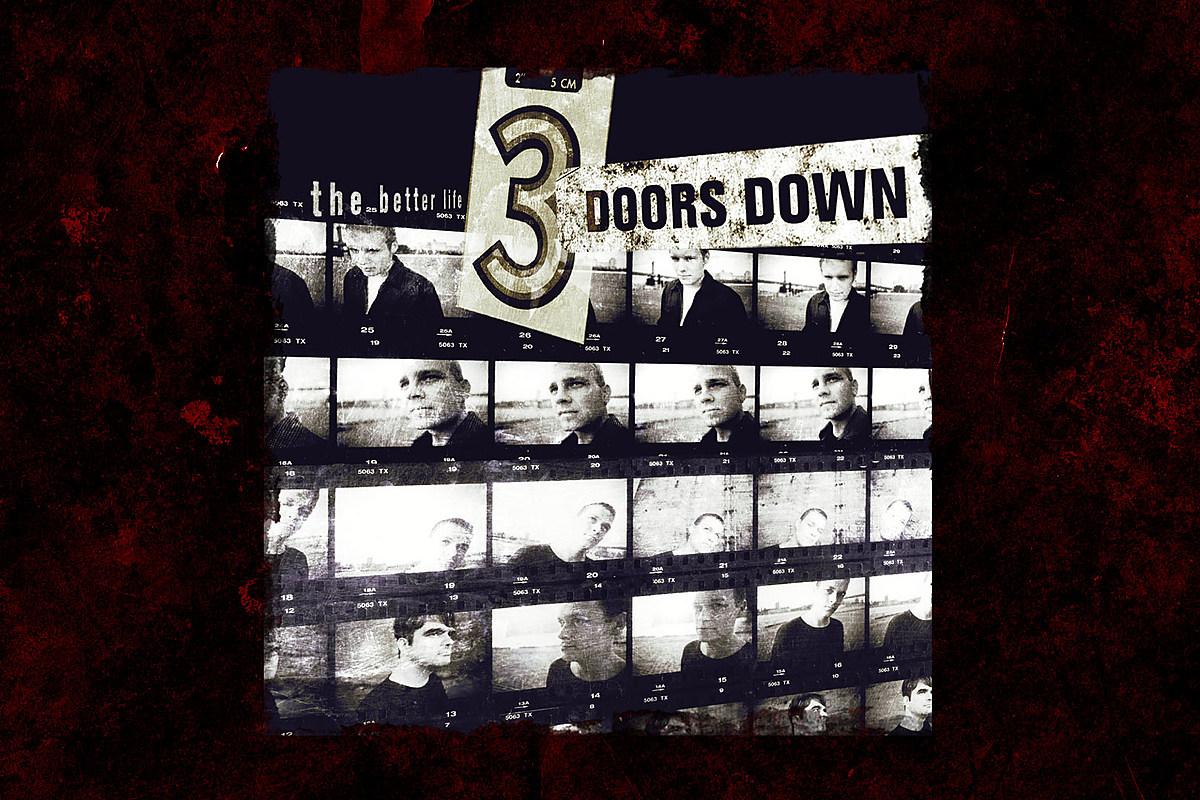 21 год назад: прорыв 3 Doors Down с 'The Better Life'
