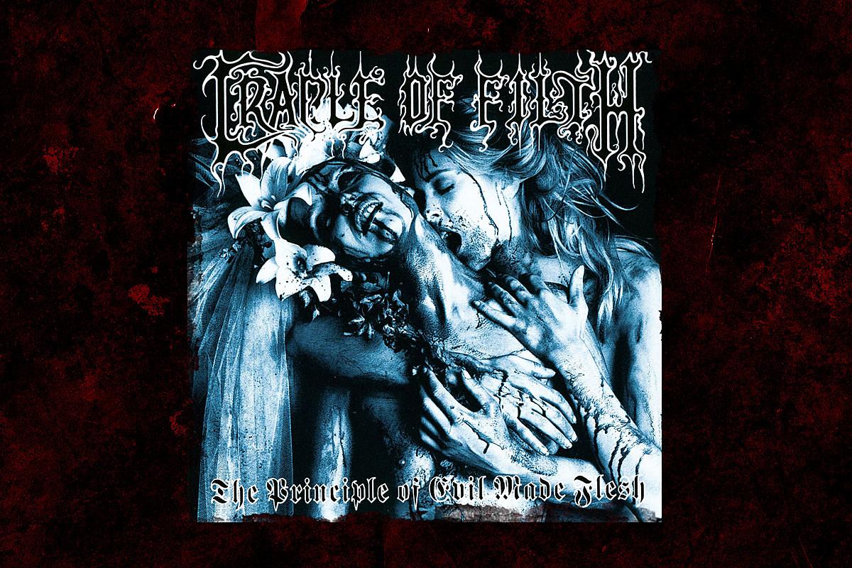 27 лет назад: Cradle of Filth выпустили свой дебютный альбом