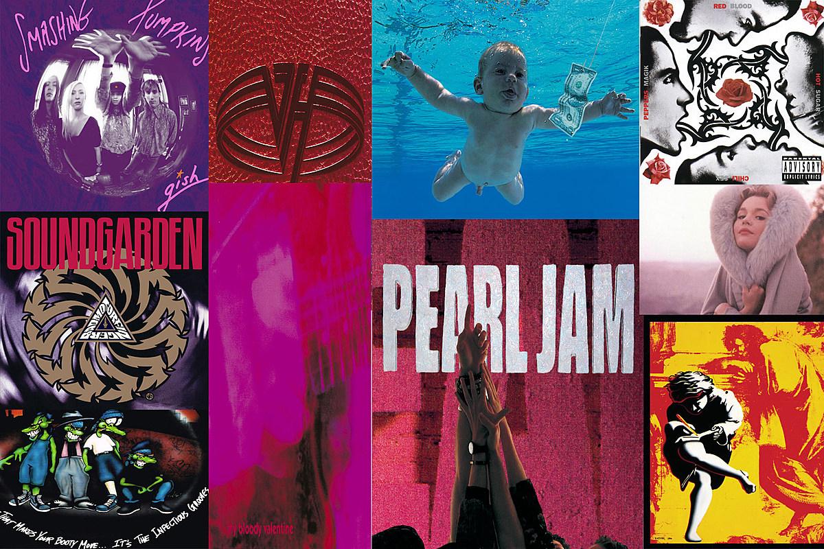 25 Best Rock Albums of 1991
