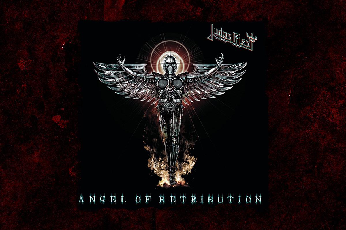 16 лет назад: Judas Priest выпускают реюнион-альбом 'Angel of Retribution'