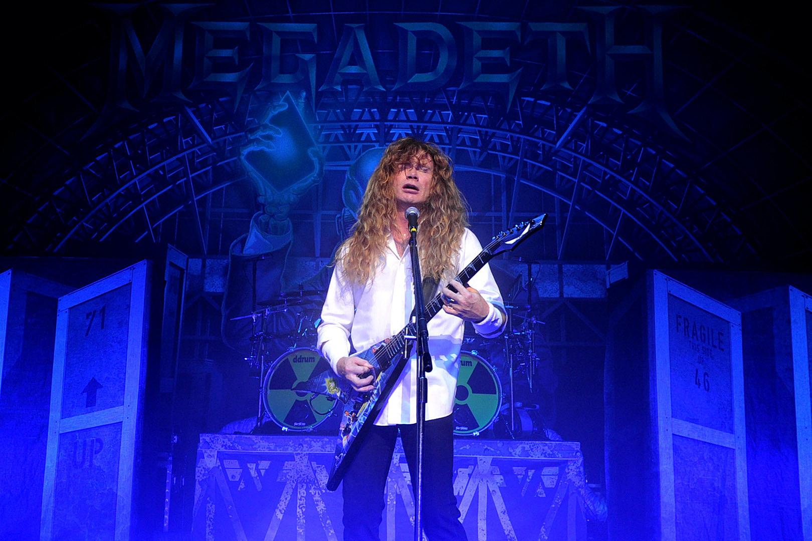 Megadeth's First Ever NFT Sold for $18K