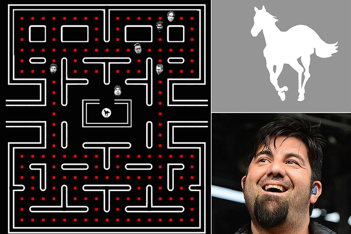 Deftones Revive 'Pac-Man'-Like' White Pony 'Аркадная игра — Играть сейчас