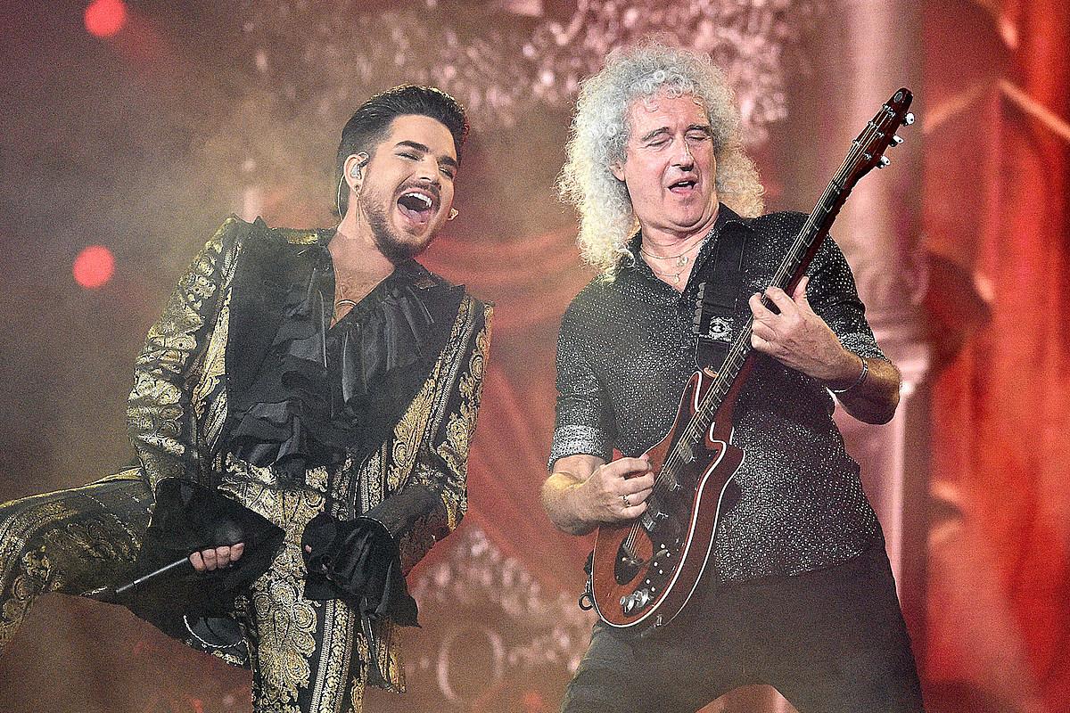 Queen попыталась записать новую песню с Адамом Ламбертом + альбом 'Won't Rule Out'
