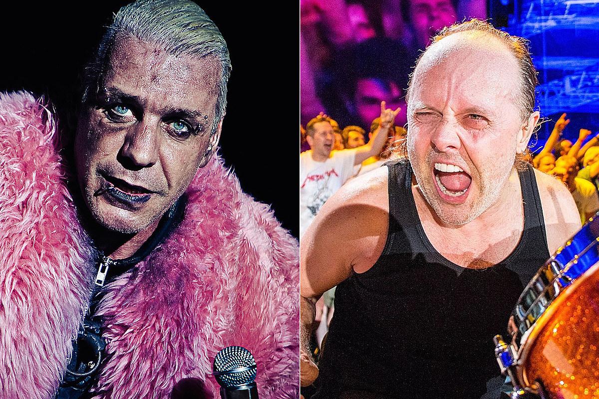 Metallica «Enter Sandman» в стиле Rammstein Is Wunderbar