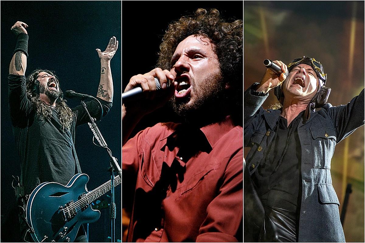 Iron Maiden, RATM + Foo Fighters вошли в число номинантов Зала славы рок-н-ролла 2021 года