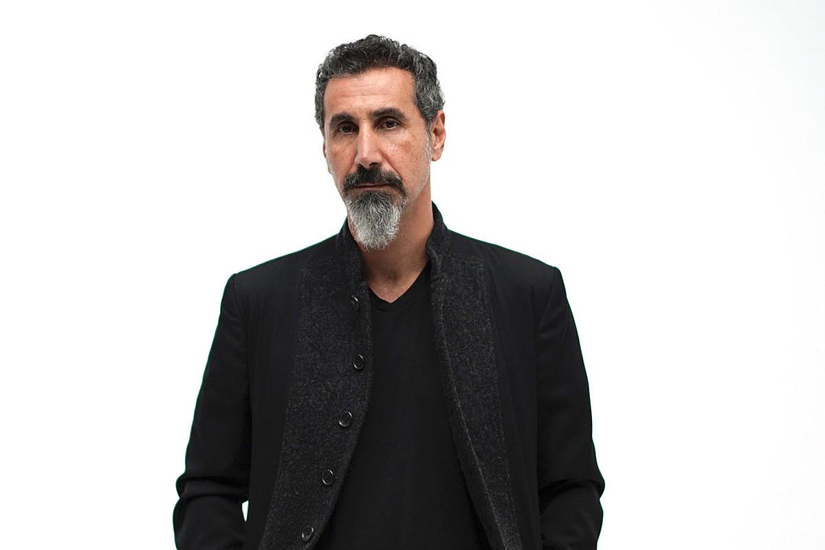 Серж Танкян из System of a Down есть что сказать