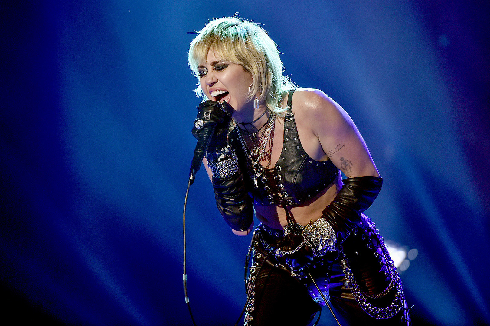 Miley Cyrus: There's Freedom in Rock That I Wish for All Genres