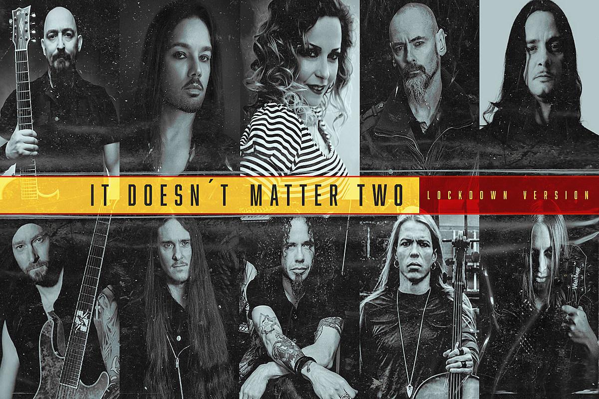Metal Stars объединились на обложке Depeche Mode с эпическим оркестровым звучанием