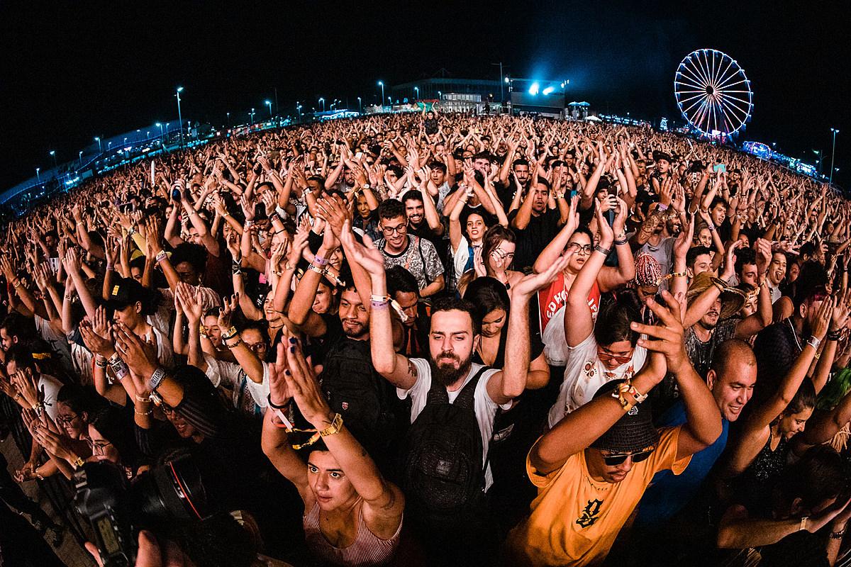 Фестивали Rock in Rio 2021 в Лиссабоне и Бразилии отменены