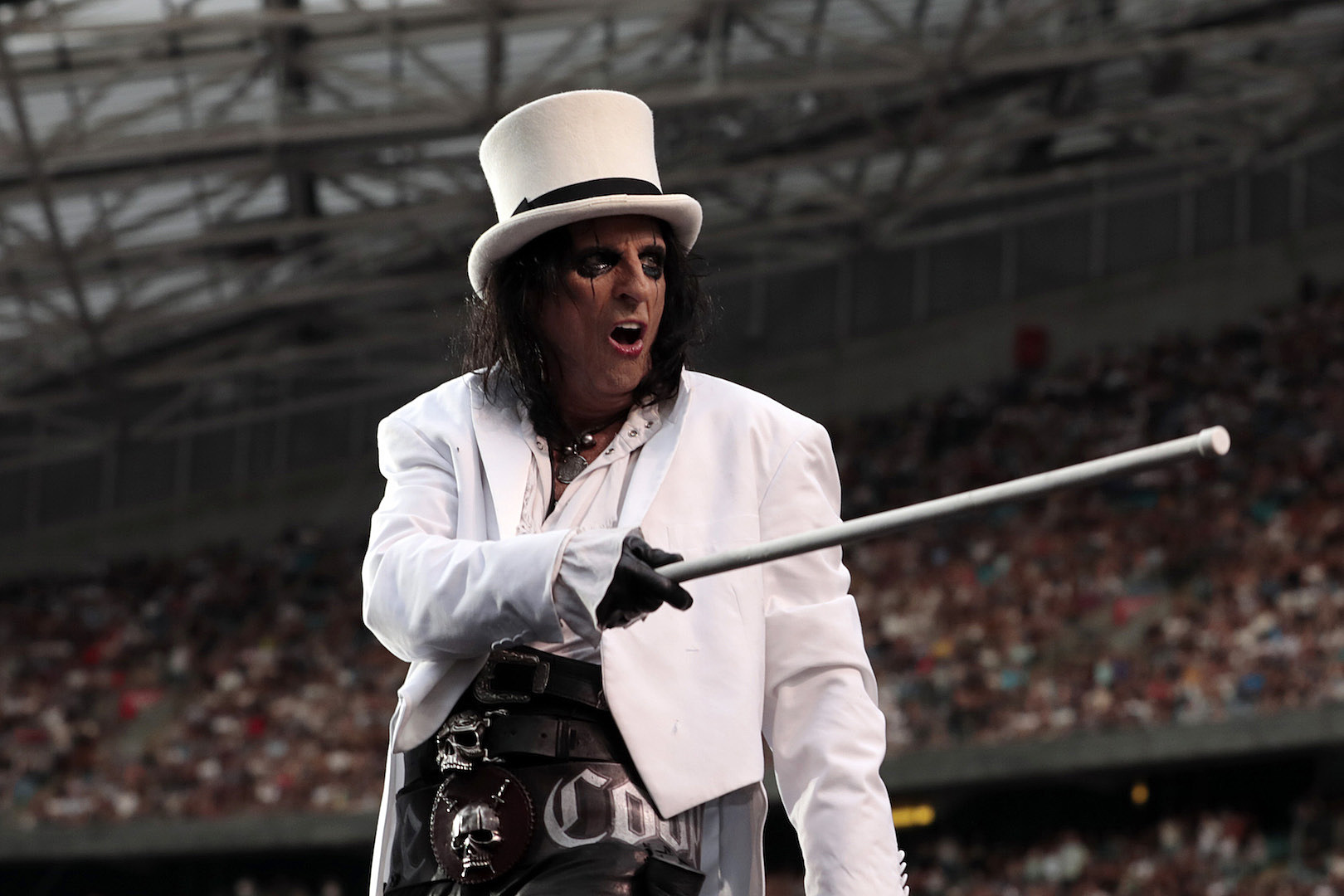 Alice Cooper: Only One Rock Musician Calls Me by My Birth Name