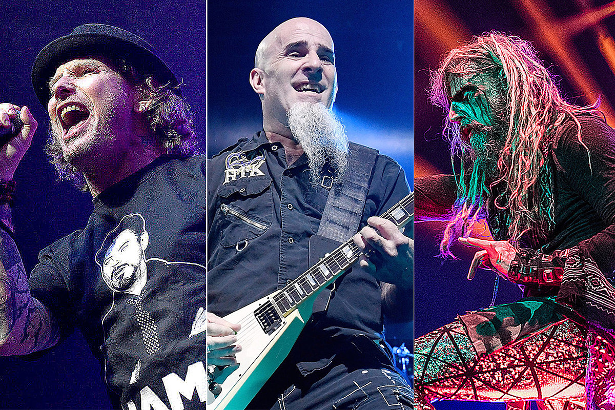 See Exclusive Preview of Anthrax's Star-Studded Graphic Novel