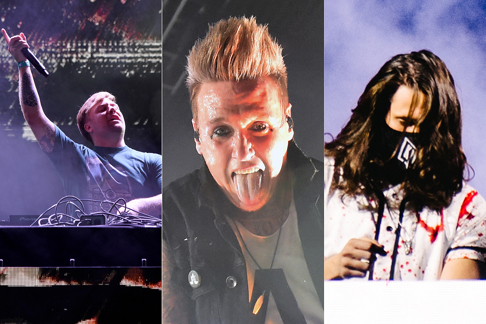 Papa Roach Partner With Kayzo + Sullivan King on 'Domination'