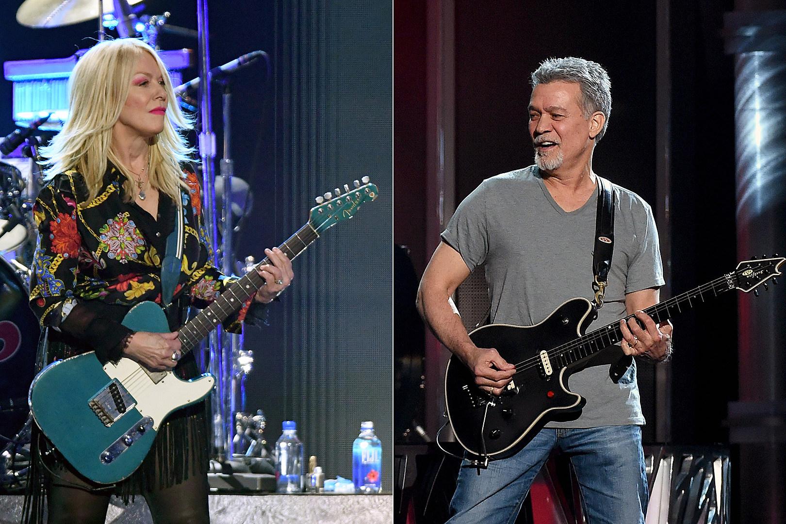 Nancy Wilson Salutes Eddie Van Halen on Tribute Song '4 Edward'