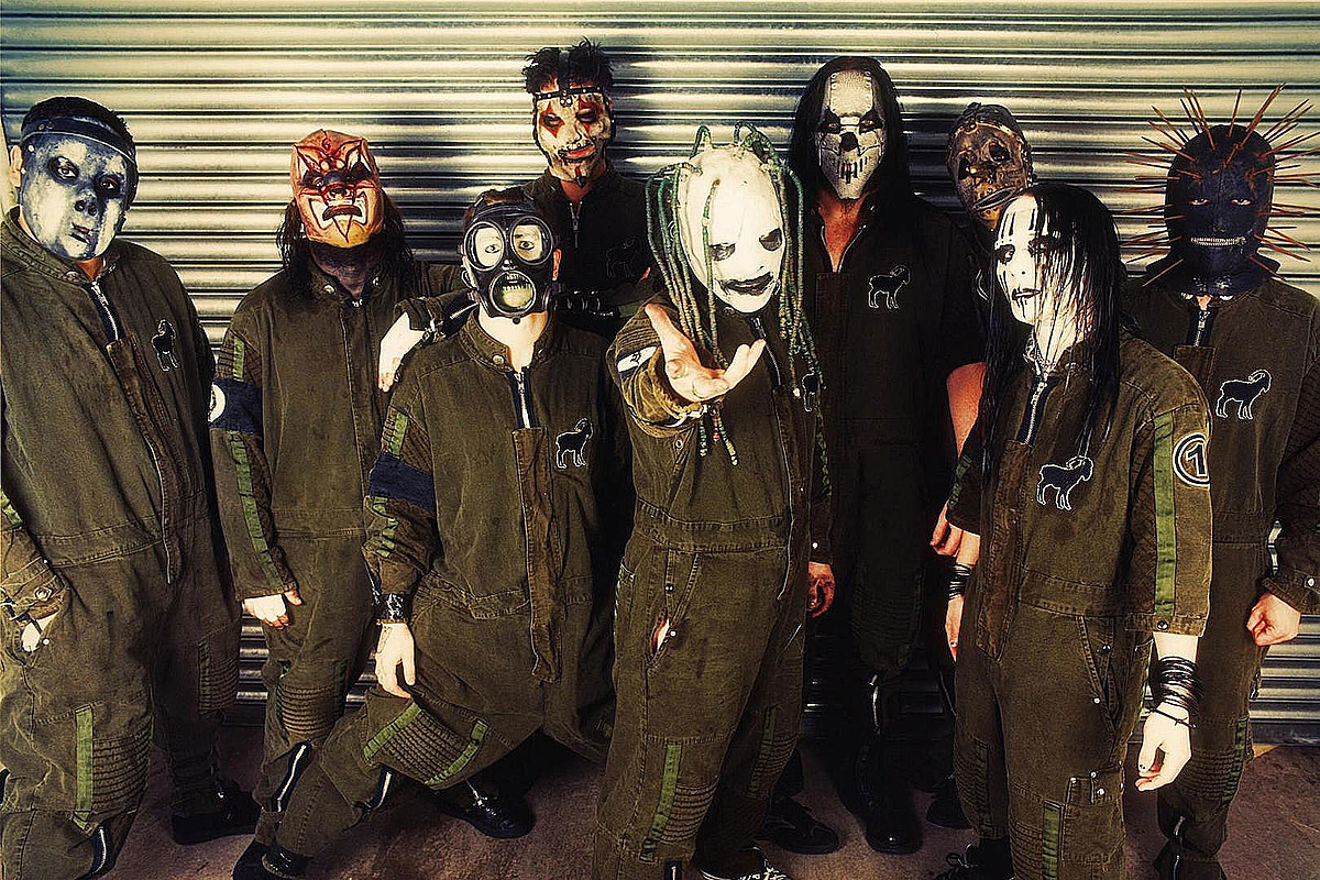 Shawn 'Clown' Crahan: Slipknot 'Hated Each Other' During 'Iowa'