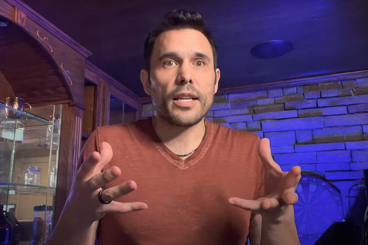 Trapt Singer Clarifies Comments on Statutory Rape - I Made a Joke
