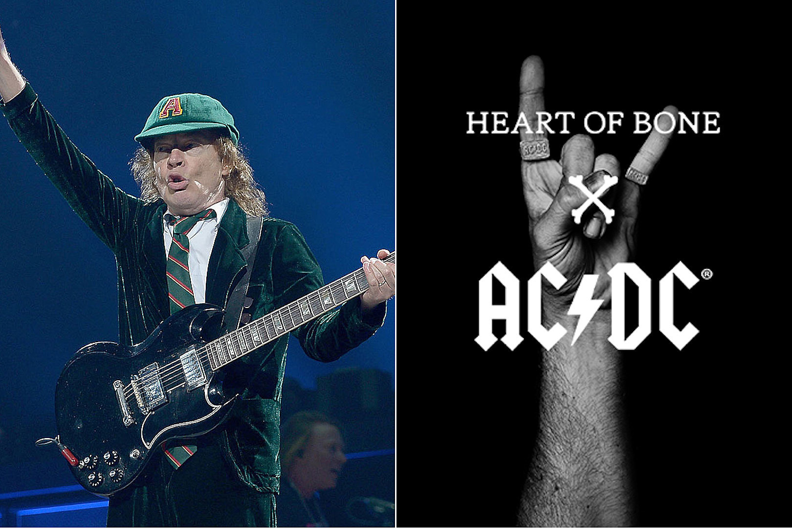 AC/DC Team With Heart of Bone for Exclusive Jewelry Line