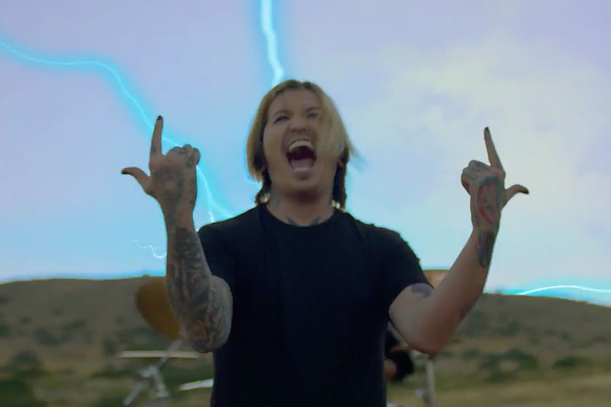 Escape the Fate Drop Video for New Song 'Lightning Strike'