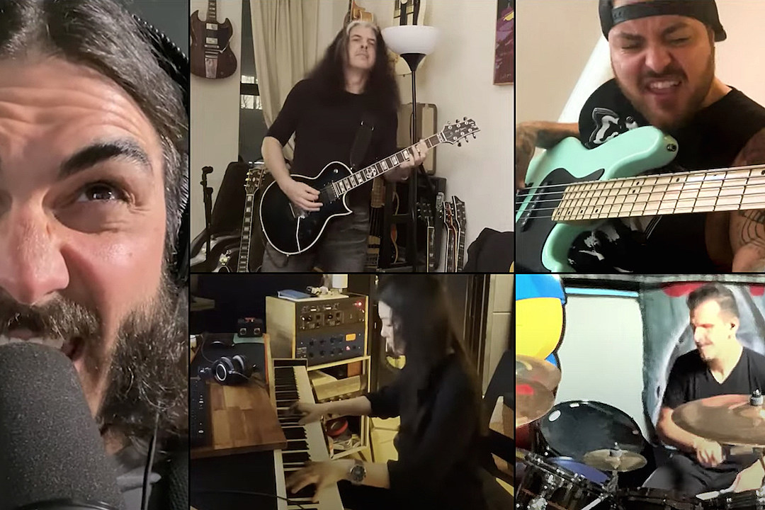 All-Star Quarantine Cover of Rush's 'Subdivisions' Is Part of EP