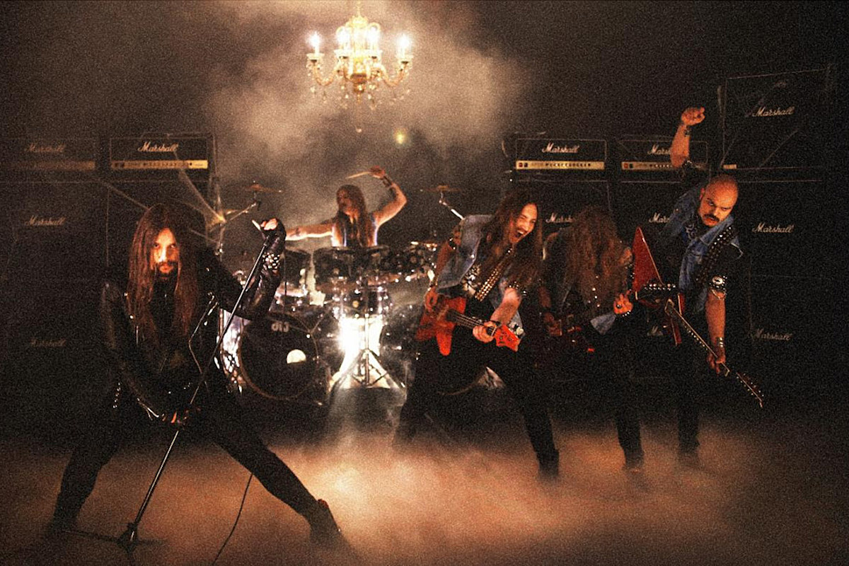 German Thrashers Vulture Debut Searing New Song Off Third Album