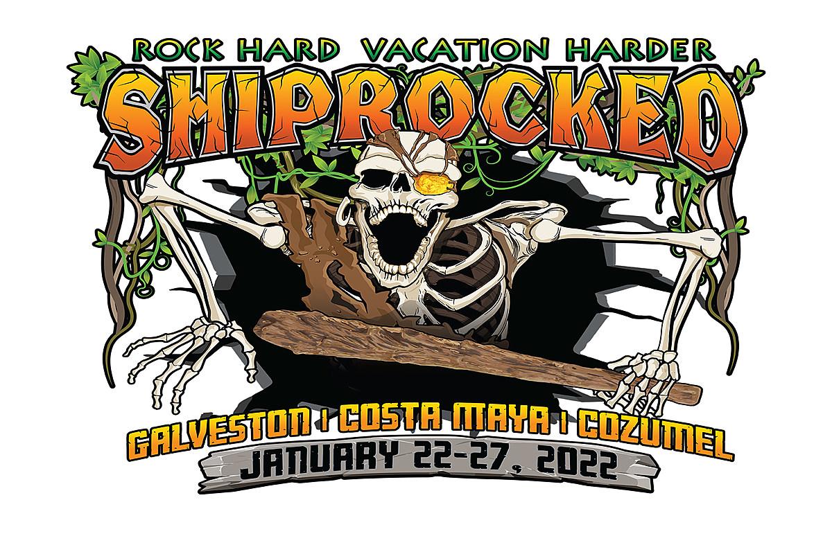 2022 ShipRocked Cruise Lineup Revealed