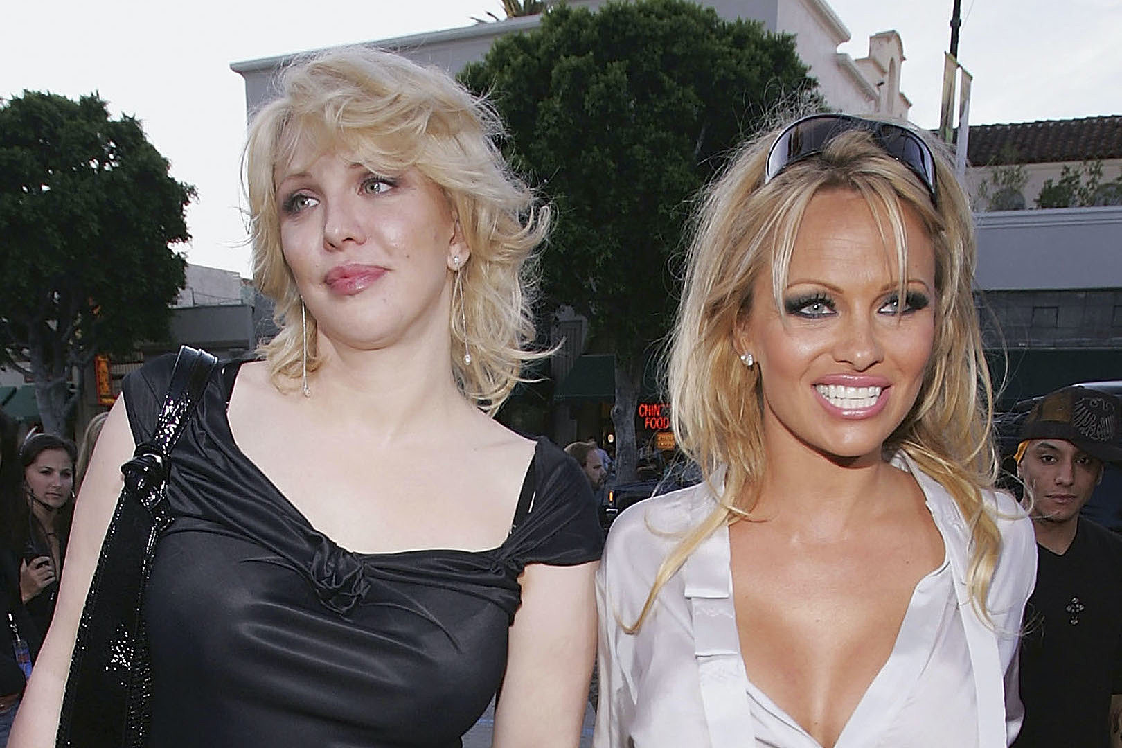 Courtney Love Blasts 'Pam & Tommy' Show, Calls It 'Vile'