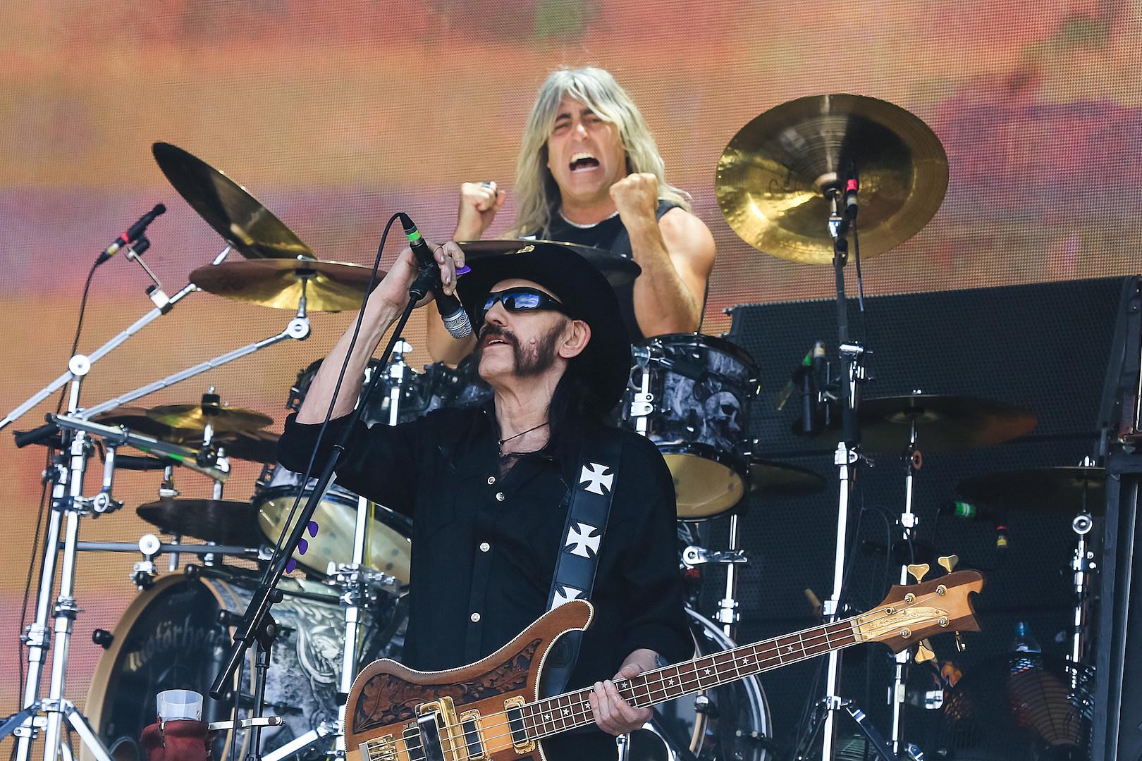 Motorhead's Mikkey Dee Recalls Last-Ever Conversation With Lemmy