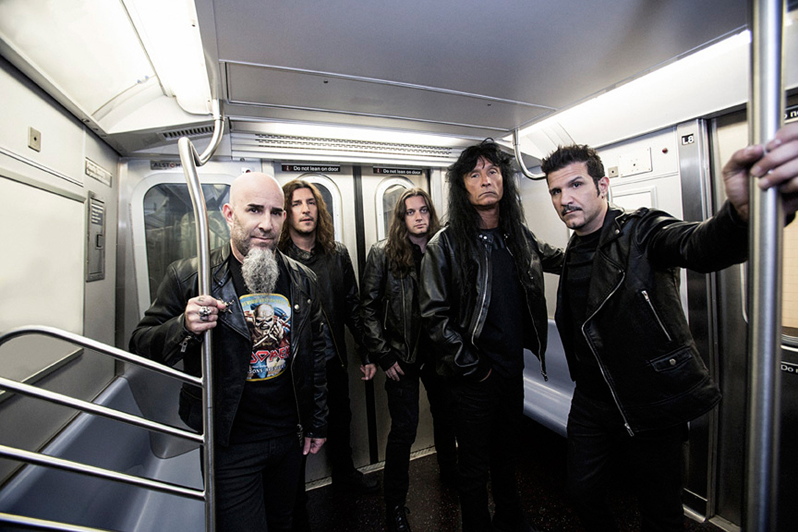Anthrax Say Decision to Fire Joey Belladonna 'Was Never Personal'