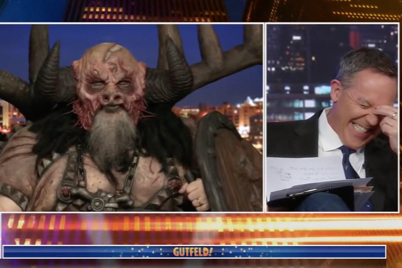 GWAR's Blothar the Berserker Was on Fox News