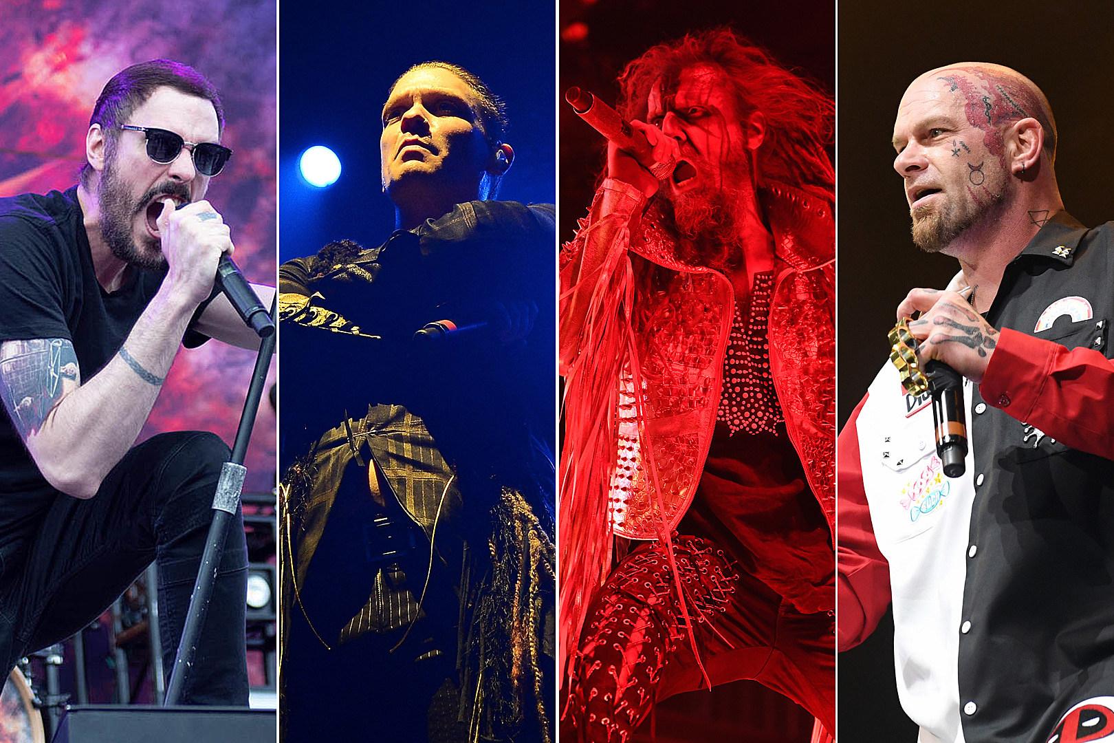 Blue Ridge Rock Festival 2021 Full Lineup Revealed