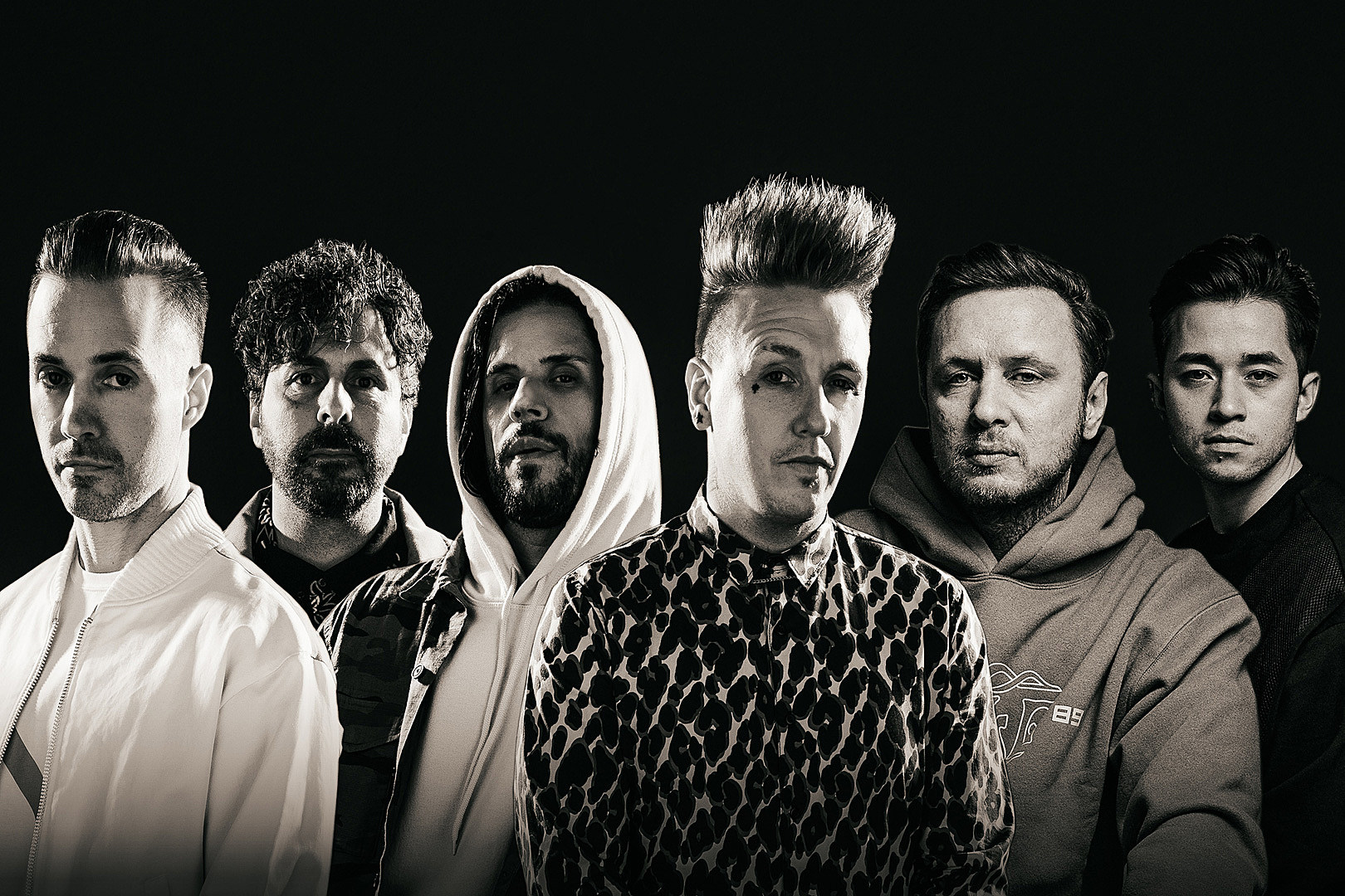 Papa Roach Team With DJs Vize for 'Core (That's Who We Are)'