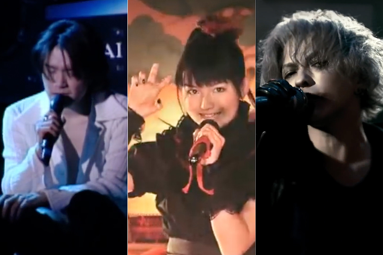 10 Best Rock + Metal Bands From Japan by Esprit D'Air's Kai